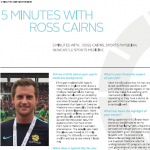 Insights in to Dr Cairns
