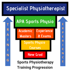 Sports physio training