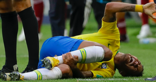 Injury Clinic Neymar