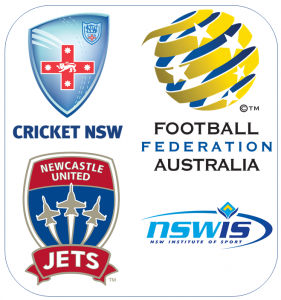 Socceroos Newcastle Jets NSWIS Cricket NSW