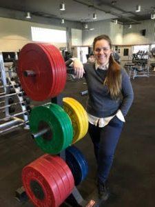 Nicole Manvell Physio